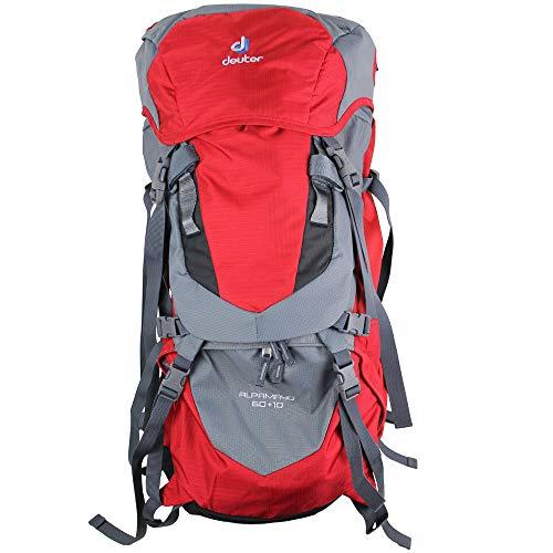 Deuter Alpamayo 60 10 Trekking-Rucksack 6381115-0510 Fire/Titan
