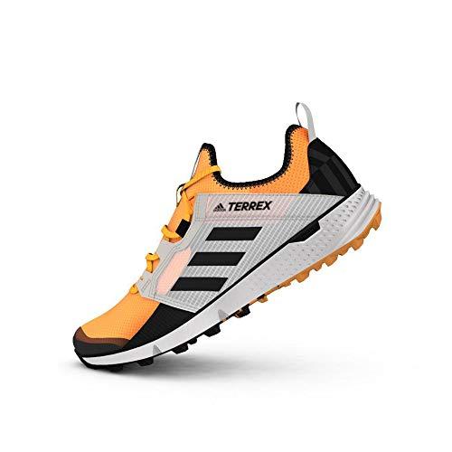adidas Herren Terrex Speed LD Laufschuhe, Dorsol/Negbás/Ftwbla, 45 1/3 EU