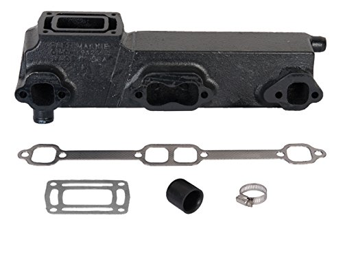 Sierra International 18-1903 Manifold for GM SB V8 Engines - Port Side
