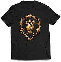 Revel Shore World of Warcraft Men's Alliance (Large) Black