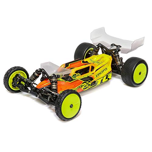 Team Losi Racing 1/10 22 5.0 2WD Buggy AC Race Kit, Astro/Carpet