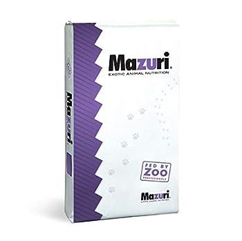 Mazuri   Nutritionally Complete Aquatic Turtle Food   Freshwater Formula - 25 Pound  25 lb  Bag