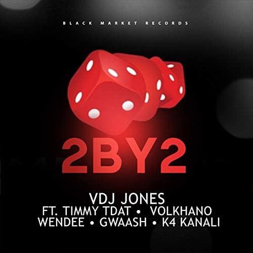 Vdj Jones feat. Timmy Tdat, Volkhano, Wendee, Gwaash, K4 Kanali feat. Timmy Tdat, Volkhano, Wendee, Gwaash & K4 Kanali