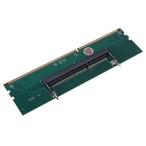 Planuuik DDR3 SO DIMM naar desktop-adapter DIMM-aansluiting geheugenadapterkaart 240 op 204P Accessoires voor desktop-computercomponenten