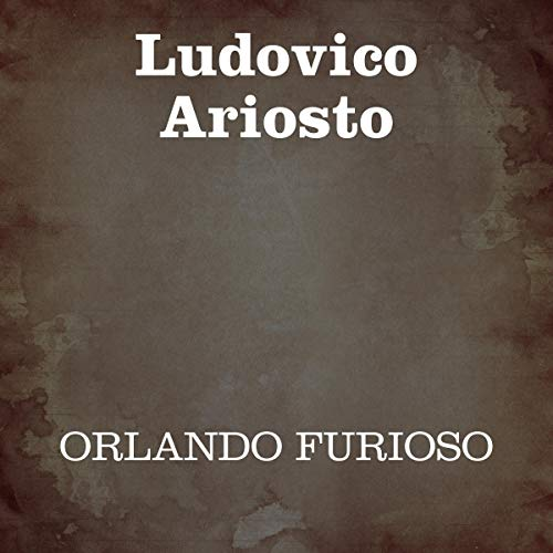 Orlando furioso audiobook cover art