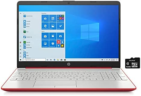 2021 HP Pavilion 15 6 HD Laptop Computer Intel Pentium Gold 6405U 4GB RAM 128GB SSD HD Webcam product image