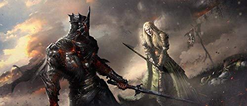 Rompecabezas De 1000 Rompecabezas 3D De Niños Y Adolescentes Educativos Entretenimiento Adultos, The Lord of The Rings: Movie Poster: W