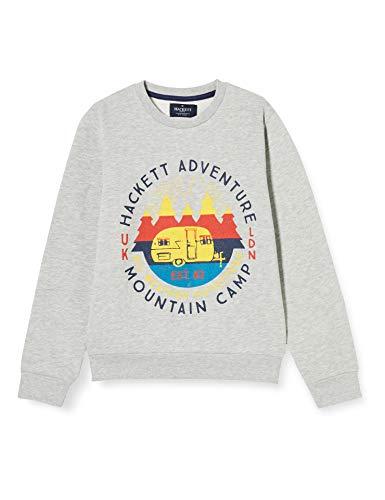Hackett London MNT Camp Crew Y Suéter para Niños