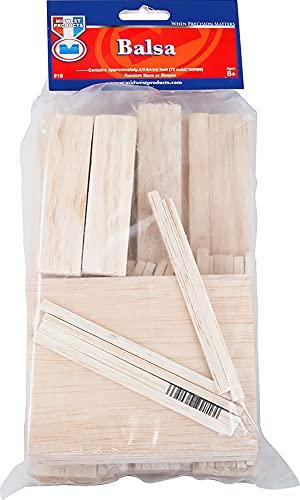 Midwest Products Assortiment Bois économie Sac-Balsa