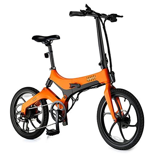 Faltbares Elektrofahrrad E-Bike für...