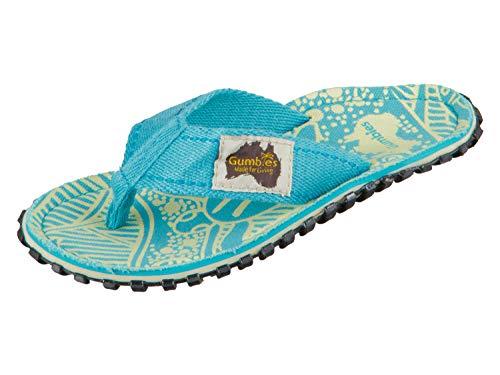 Gumbies | Modell Original Kids| Zehentrenner Kinder | Sandalen für Kinder | Badeschlappen | Badelatschen Schuhe Zehentrenner Sandale Kids | Größe 28-35