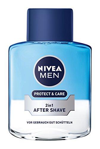 Nivea Men Protect & Care 2-in-1 After Shave im 6er Pack (6 x 100 ml)