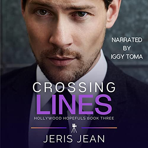 Crossing Lines Audiobook By Jeris Jean cover art