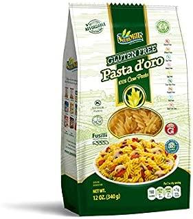 2- 12oz Net Wt, Fusilli 100% Corn Pasta, Delicious Affordable Gluten Free