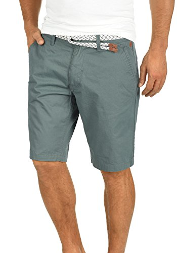 Blend Blend Ragna 20704154ME Chino Shorts, Größe:M, Farbe:Balsam Green (77189)