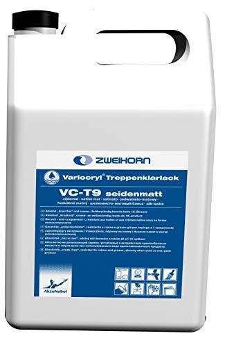 Zweihorn Variocryl Treppenklarlack VC-T9 (5 Liter)