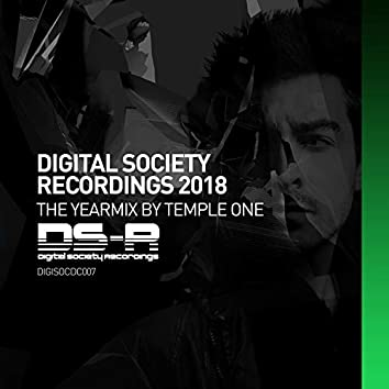 Digital Society Recordings 2018: The Yearmix, Mixed By Temple One