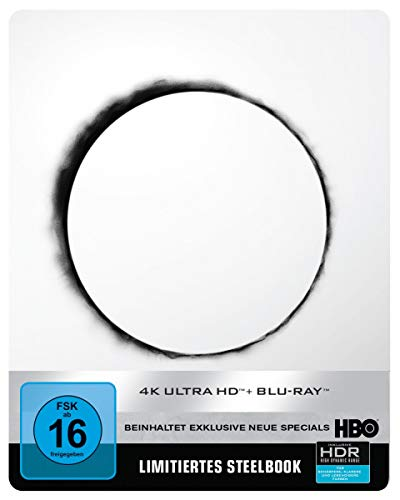 Westworld - Staffel 3 - Steelbook (3 4K Ultra HD) (+ 3 Blu-ray 2D)