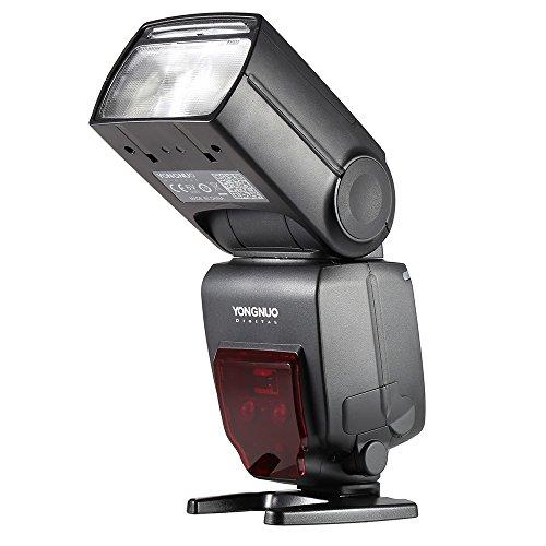 YONGNUO YN660 GN66 2,4 G Kabellose Sender/Receiver, Slave-Flash-Speedlite für Canon Nikon Pentax DSLR Kamera kompatibel