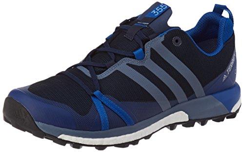 adidas Herren Terrex Agravic GTX Traillaufschuhe, Blau (Maruni/Acenat/Belazu 000), 44 EU