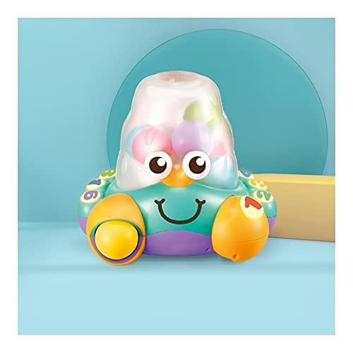Sdesign Aktivitätswürfel Spielzeug for 1 2-jährige Jungengruppen, EIN Jahr alt Erster Geburtstagsgeschenkideen, Babyspielzeug 12 Monate mit Perlen Maze-Form Sortierer Aktivitätswürfel für Babys