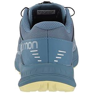 Salomon Women's Ultra W/PRO Trail Running, Ashley Blue/Copen Blue/Charlock, 9.5