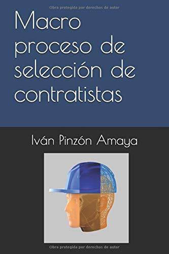 Macro proceso de selección de contratistas (Abastecimiento estratégico)