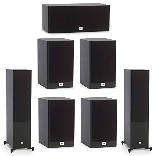 Review Of JBL 7.0 System with 2 JBL Stage A190 Floorstanding Speakers, 1 JBL Stage A125C Center Spea...