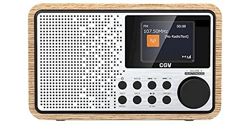 CGV DR25i + BT Ahorn Internet Radio