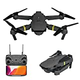 Drone with Camera for Kids and Adults   720P/1080P/4K HD Wide Angle FPV Live Video   RC Quadcopter Helicopter One Key Start, Gravity Control, Altitude Hold, Headless Mode, Waypoints Functions (1080P)