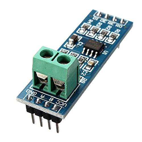 YJIA Affordable LDTR-WG0250 5V MAX485 TTL to RS485 Converter Module Board for Arduino