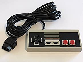 TBGS Nintendo NES 8 Bit System Replacement Controller with Extra Long 11 Foot Cord for the Original NES Nintendo System - Not compatible with the New Nintendo NES Mini Classic Edition
