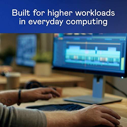 WD Blue SN550 NVMe SSD 1 TB (interne SSD, Leistungssteigerung für den PC, schlanker Formfaktor M.2 2280, speziell entworfene Controller und Firmware für optimale Leistung)