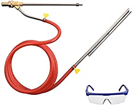 Tool Daily Pressure Washer Sandblasting Kit, Wet Sandblaster Attachment, 5000 PSI, 1/4 Inch Quick Disconnect