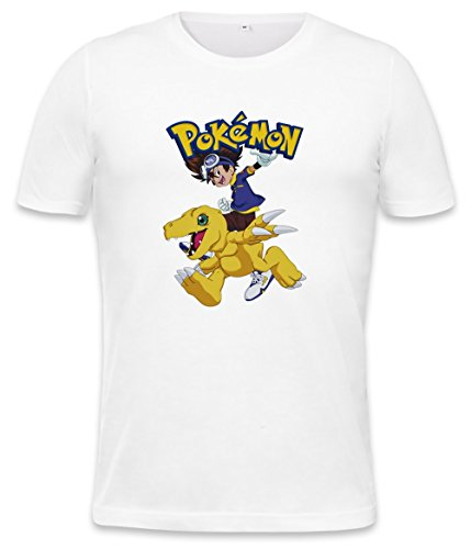 Pokemon Mens T-shirt Small