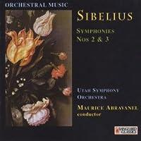 Sibelius;Symphonies 2 + 3