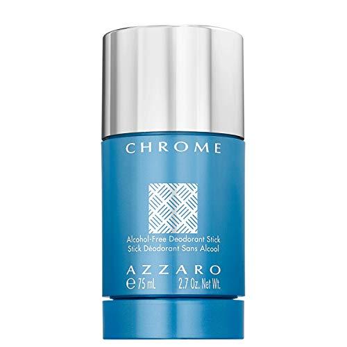 Azzaro Chrome desodorante sin alcohol en stick 75ml