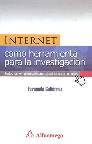 ciudadano @: internet como herram p/investigacion