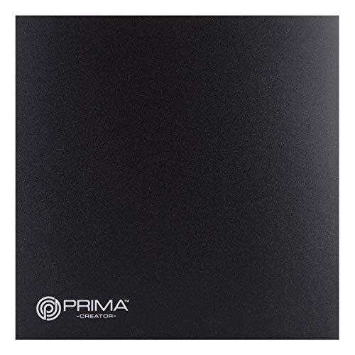 PrimaCreator BlackSheet 410 x 410 mm - 3D-Printer Bouwen Oppervlakteplaat