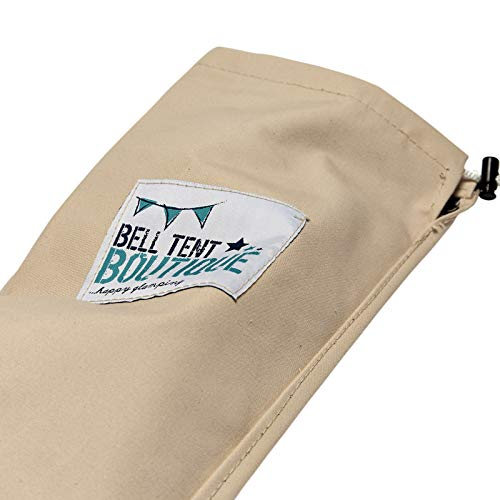Canvas Tent Peg Bag