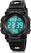 Digital Watch Toys for 6-16 Year Old Teen Boys Girls, ATIMO Watch Gifts for 4-15 Year Old Boy Girl Present for Boys Age 11-15