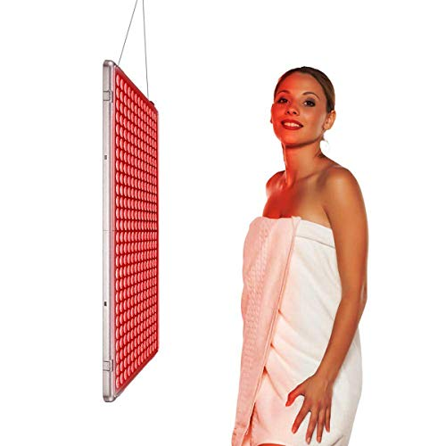 Review Body Red Light Therapy Devices in Deep Red (660nm) for Face Body Skin Health Personal Care