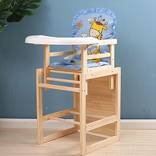 Silla infantil para niños de 7 meses a 6 años, silla para bebé ajustable, multifuncional, fácil de transportar y limpiar.