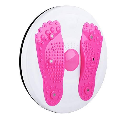 Kadimendium Cintura Twist Twist Board Disc Gym Equipo de Fitness Masaje Multifuncional Suela de pie para Fitness y Ejercicio para tonificar la Cintura