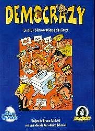 Democrazy NM by Eurogames Descartes USA