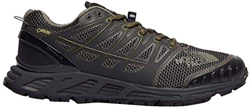 The North Face M Ultra Endrnc 2 GTX, Zapatillas de Senderismo para Hombre, Azul (Bright Blue/Dayglo Yellow 4Cu), 44 EU