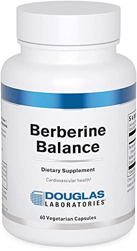 Douglas Laboratories Berberine Balance | Supplement for Immune Support, Blood Sugar, Heart Health, Lipid Metabolism, and Free Radicals* | 60 Capsules