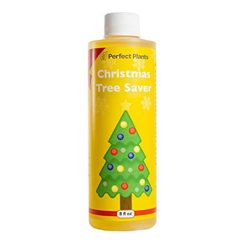 Perfect Plants Christmas Tree Saver   Christmas Tree Food 8oz.   Easy Use Xmas Tree Preserver   Have Healthy Green Christmas Trees All Holiday Season