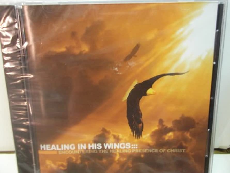 Healing in His Wings Encountering Te Healing Presence of Christ