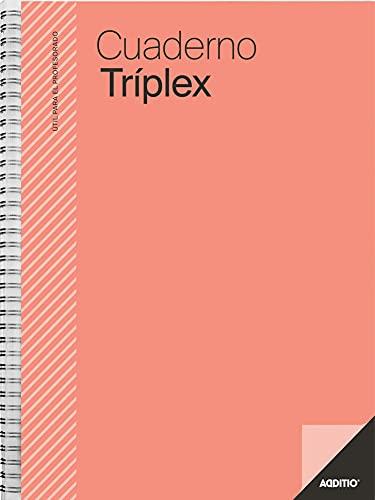 Additio P192 Cuaderno Tríplex Evaluación + Agenda + Tutoría Coral